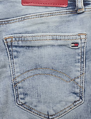 Tommy Hilfiger - NORA SKINNY FLARE - CLBSTR - jeans - cloudy light blue stretch - 4