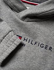Tommy Hilfiger - ESSENTIAL HOODED SWEATSHIRT - hættetrøjer - mid grey htr - 2
