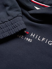 Tommy Hilfiger - ESSENTIAL HOODED SWEATSHIRT - kapuzenpullover - twilight navy - 2
