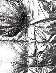 Tommy Hilfiger - METALLIC PUFFER JACKET - dunjakker & forede jakker - silver - 4