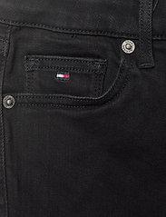 Tommy Hilfiger - NORA SUPER SKINNY WREPLBLS - jeans - waterrepellentblackstr - 2