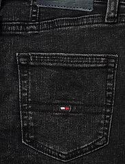 Tommy Hilfiger - HR TAPERED - ROBLKST - jeans - rockblackstretch - 4