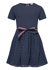 COMBI DRESS S/S - TWILIGHT NAVY