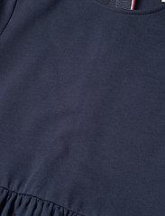 Tommy Hilfiger - COMBI DRESS S/S - kleider - twilight navy - 2