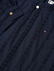 Tommy Hilfiger - EMBROIDERY ANGLAIS D - dresses - twilight navy - 2