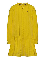 EMBROIDERY ANGLAIS D - VALLEY YELLOW