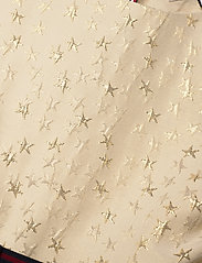 Tommy Hilfiger - STAR JACQUARD DRESS S/S - dresses - ivory petal/ star allover - 2