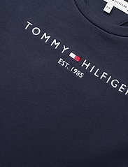 Tommy Hilfiger - ESSENTIAL  SKATER DRESS S/S - kleider - twilight navy - 2
