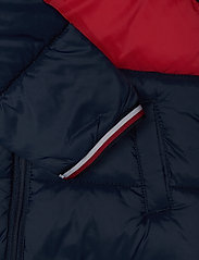 Tommy Hilfiger - BABY FLAG PUFFER JACKET - puffer & padded - twilight navy - 4