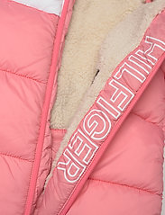 Tommy Hilfiger - BABY FLAG SKISUIT - thermo - rosey pink - 5