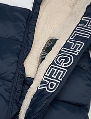 Tommy Hilfiger - BABY FLAG SKISUIT - thermo - twilight navy - 5
