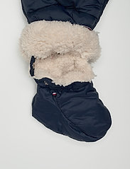 Tommy Hilfiger - BABY FLAG SKISUIT - thermo - twilight navy - 6