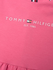 Tommy Hilfiger - BABY ESSENTIAL DRESS S/S - kleider - exotic pink - 2