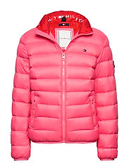 U LIGHT DOWN JACKET - GLAMOUR PINK