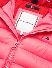 Tommy Hilfiger - U LIGHT DOWN JACKET - puffer & padded - glamour pink - 4