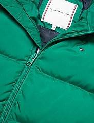 Tommy Hilfiger - U REFLECTIVE FLAG BOMBER - puffer & padded - midwest green - 4
