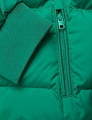 Tommy Hilfiger - U REFLECTIVE FLAG BOMBER - puffer & padded - midwest green - 5