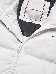 Tommy Hilfiger - U REFLECTIVE FLAG BOMBER - puffer & padded - white - 4
