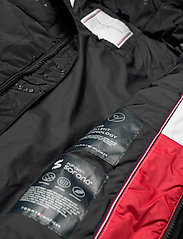 Tommy Hilfiger - U  GLOSSY SMILE AO JACKET - puffer & padded - black allover / smiley allover - 5