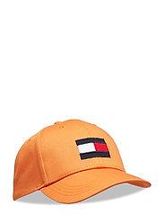 BIG FLAG CAP - RUSSET ORANGE