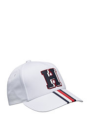 H CAP - BRIGHT WHITE