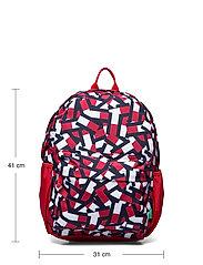 Tommy Hilfiger - BTS CORE BACKPACK FLAG PNT - backpacks - flag print - 4