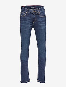 BOYS SCANTON SLIM NY - jeans - new york dark stretch