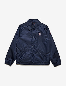 2 IN 1 COACH JACKET - bomberjacken - black iris