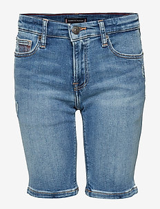 STEVE SLIM TAPERED S - AUTHENTIC MID BLUE STRETCH