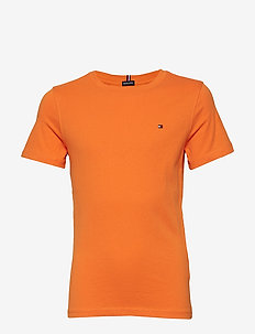 ORIGINAL CN TEE S/S - RUSSET ORANGE
