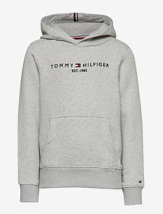 kinder Tommy Hilfiger ESSENTIAL OTHER TEE T Shirt basic grey