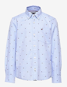 FLAG OXFORD SHIRT L/ - shirts - regatta