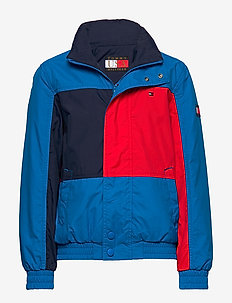 REVERSIBLE COLOR BLO - puffer & padded - imperial blue