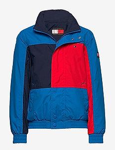 REVERSIBLE COLOR BLO - dunjakker & forede jakker - imperial blue