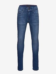 SIMON SKINNY BRBST - dżinsy - breeze blue stretch