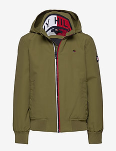 ESSENTIAL JACKET - bomber jackets - uniform olive