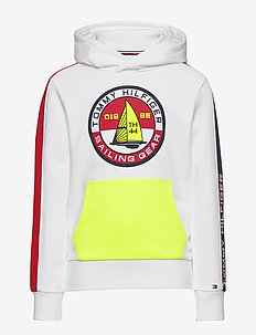 SAILING COLORBLOCK H - hettegensere - white 658-170
