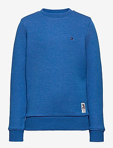 BACK INSERT CN SWEATSHIRT - svetarit - dynamic blue