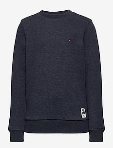 BACK INSERT CN SWEATSHIRT - sweatshirts - twilight navy