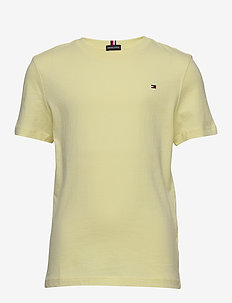 ESSENTIAL CTTN TEE S/S - short-sleeved - lemon chiffon