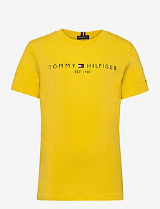 ESSENTIAL LOGO TEE S/S - short-sleeved - valley yellow