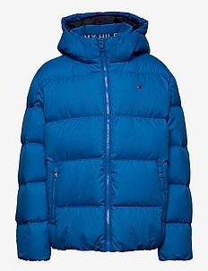 ESSENTIAL DOWN JACKET - puffer & padded - dynamic blue