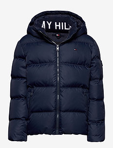 ESSENTIAL DOWN JACKET - puffer & padded - twilight navy