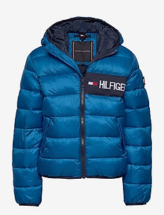 ESSENTIAL PADDED JACKET - puffer & padded - dynamic blue