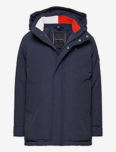 ESSENTIAL PADDED PAR - puffer & padded - twilight navy