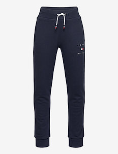 TH LOGO SWEATPANTS - sweatpants - twilight navy