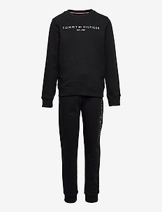 ESSENTIAL SET - odzież - black