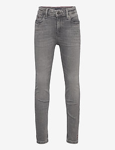 SCANTON SLIM - jeans - concretegreyused