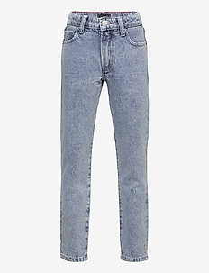 MODERN STRAIGHT - jeans - marblewashrig