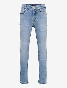 SCANTON SLIM - jeans - summer blch blue str